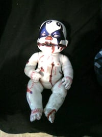 Hommade baby creepy doll for haunted house prop Indianapolis, 46203