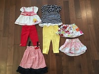 18 month spring/summer bundle. Pick up in St. Albert