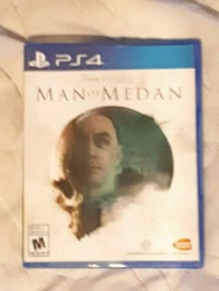 Man of medan ps4 St. Thomas, N5P 3T1