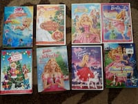 Barbie DVDS  St. Catharines, L2N 2H4