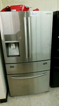 SAMSUNG  4 french doors s/s Refrigerator  Laurel, 20707