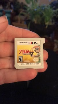 Zelda 3ds link between worlds  840 mi