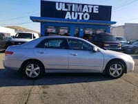 2004 Honda Accord EX 4AT w/Leather Navigation Temple Hills, 20748