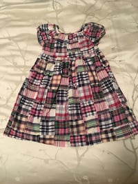 Girls 2T Baby Gap Plaid Dress Calgary