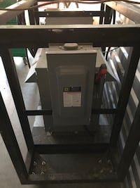 CEP 4wheel 3 phase power stations