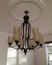 3 Chandeliers valued at 450.00. Like new! Laval, H7X