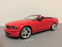 Ford Mustang 1:18 Die Cast Model Cars - $20 each Dumfries