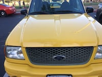 yellow and black Ford car Vista, 92084