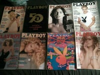 Collector and celebrity issues of Playboy Glen Burnie, 21060