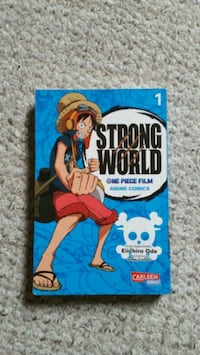 One Piece Manga Strong World Band 1 null