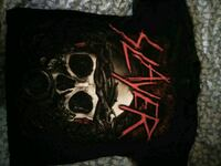 Double sided slayer metal band t-shirt Chicago, 60618
