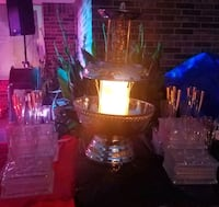 Champagne fountain for rent..8 hours Shelby County