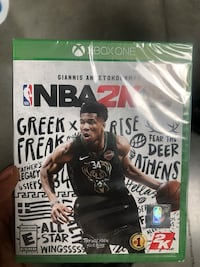 Xbox one NBA 2k19 Ontario, 91762