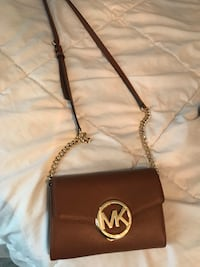 black Michael Kors leather crossbody bag Toronto, M6S 4P4