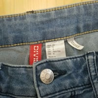 H&M Red Concept Jeans Surrey, V3W