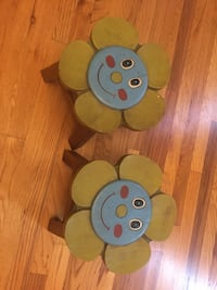 Set of 3 kids stools Gaithersburg, 20878