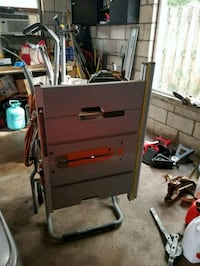 table saw with stand Hollywood, 33024