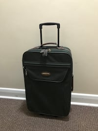 Vintage luggage carry on - global traveller Toronto, M8Y 1C6