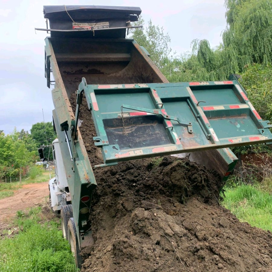Dirt!! Easy to work with ( We deliver for free)