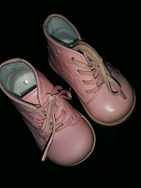 Pink Walking shoes Sz 3
