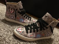 Gucci shoes canvas Toronto, M6P 3A6