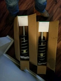 New Shocks for a 99 Honda Accord that will work on a 01 Honda Accord