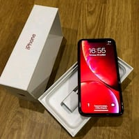 Black Iphone XR with box California