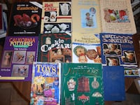COLLECTIBLE'S BOOK LOT