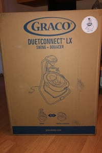 Graco Baby Swing and Bouncer