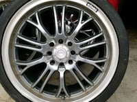 17 inch wheels with tires Huntsville, 35816
