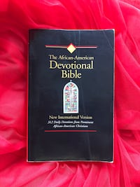 African American Devotional Bible Hyattsville, 20782