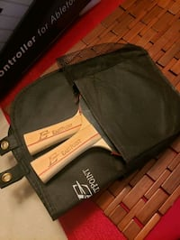Eastpoint Paddles and bag, 4x Paddles