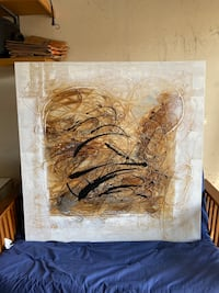 Large Format Abstract Painting #2 Brampton, L6W 1R8