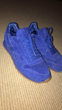 Blue Reebok shoes Oakville, L6H 6H9