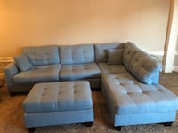Blue Couch for Sell Birmingham, 35242