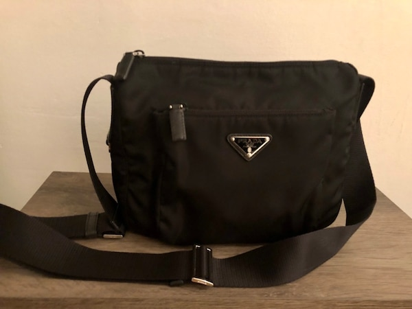 Prada Microfiber Bag In Sf Letgo