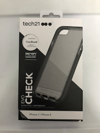 Tech21 Evo Check Ultra-Slim Flexshock Case for IPhone 7/8...