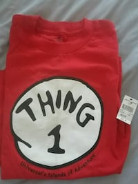 Thing 1 t-shirt Dania Beach