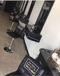 Styling station  Chicago, 60628