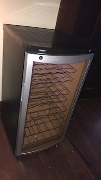 Haier Wine cooler/ fridge in perfect condition