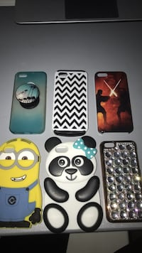 assorted color iphone 5 cases Edmonton, T6T 2A5