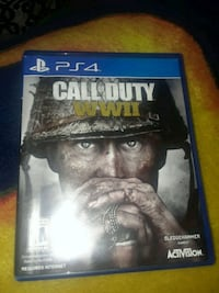 Call of Duty WWII PS4 game  Fort Worth, 76102