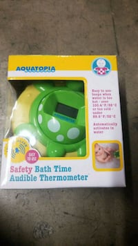 Safety bath timer audiable thermometer Riverside, 92509