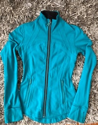 Lululemon Define Jacket with thumbholes and cuffins ; Size 2  Richmond Hill, L4S 2V4