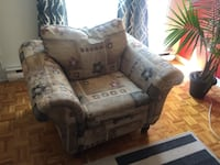 Set of couches perfect condition  MONTREAL