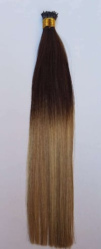 100% Human Hair Extensions, Balayage Fusion Hair