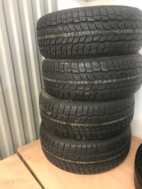 "4st Helt nya 17"" Nexen All-weather 225/50R17 Västerhaninge, 137 32"