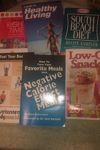 Books for weight loss, recipes