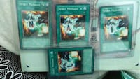 Yu-Gi-Oh trading cards Spirit message  cards nail Westmont, 60559