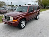 Jeep Commander 2007 Largo